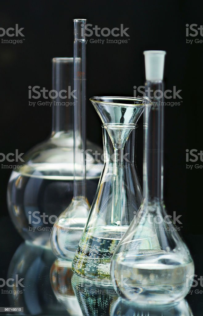 laboratory container royalty-free stock photo