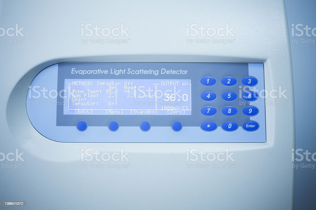 Laboratory Equipment royalty-free stock photo