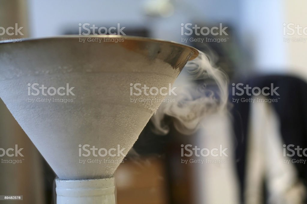 laboratory experiment detail royalty-free stock photo