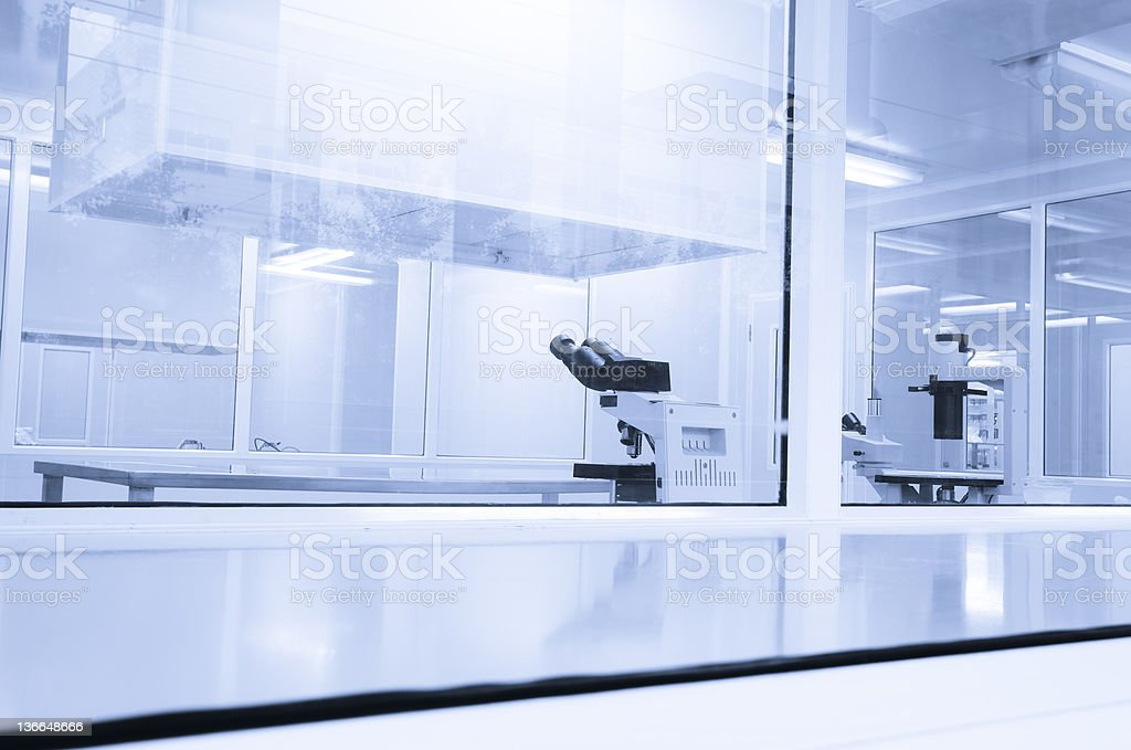 laboratory stock photo