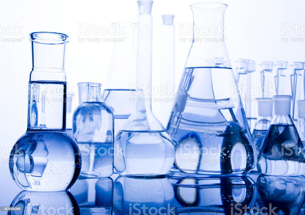 Laboratory requirements royalty-free stock photo