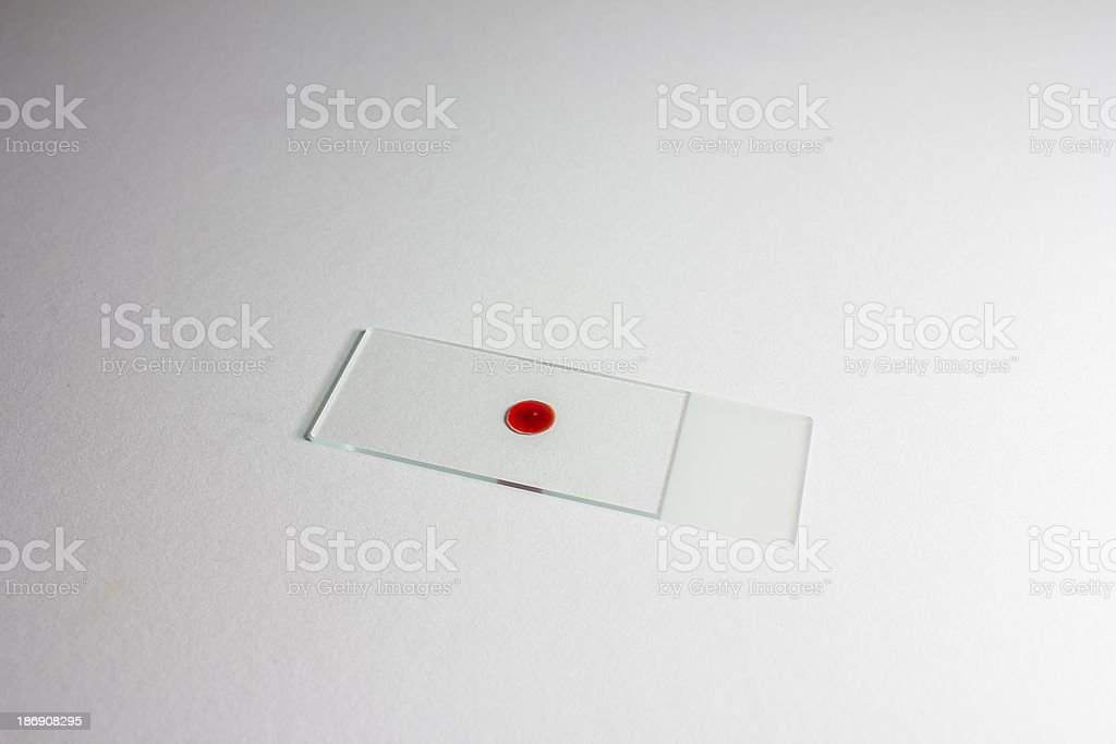Laboratory sample royalty-free stock photo