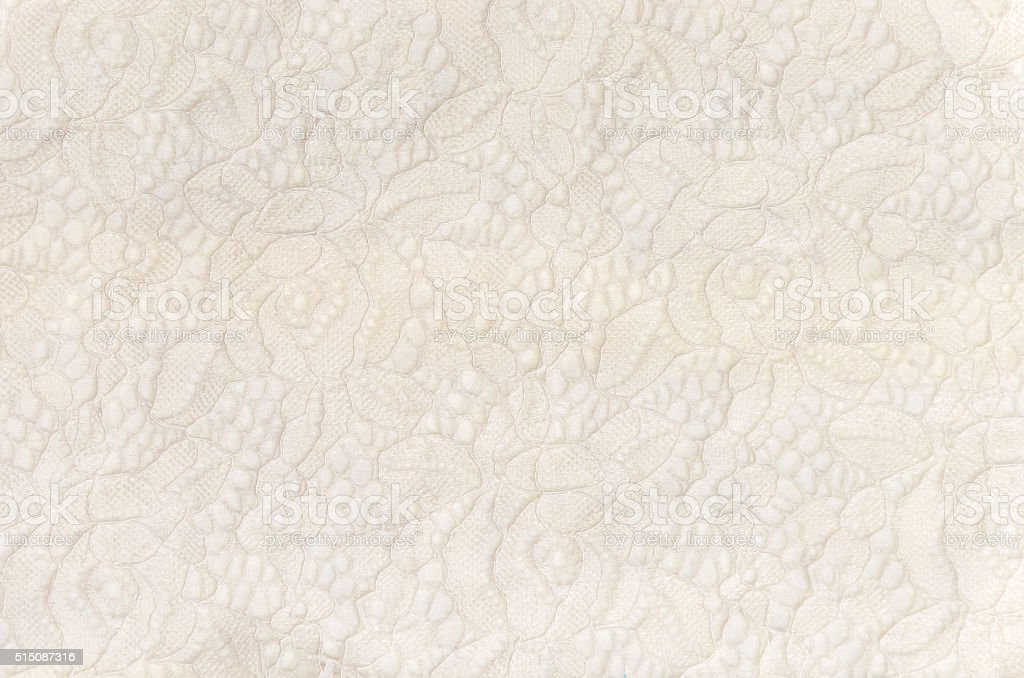 Lace fabric texture stock photo