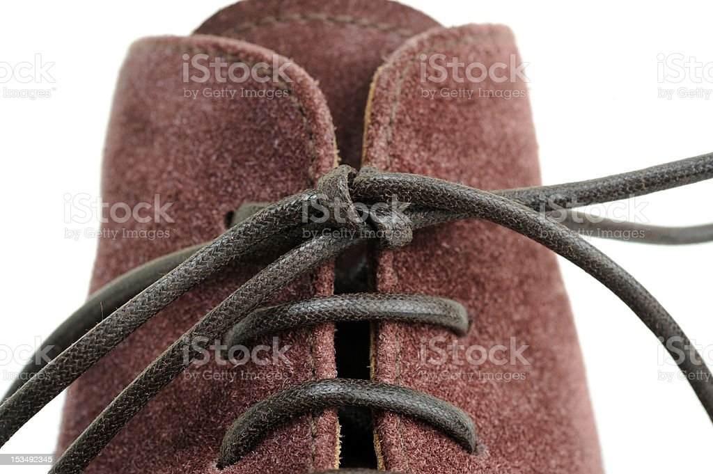 lace knot royalty-free stock photo