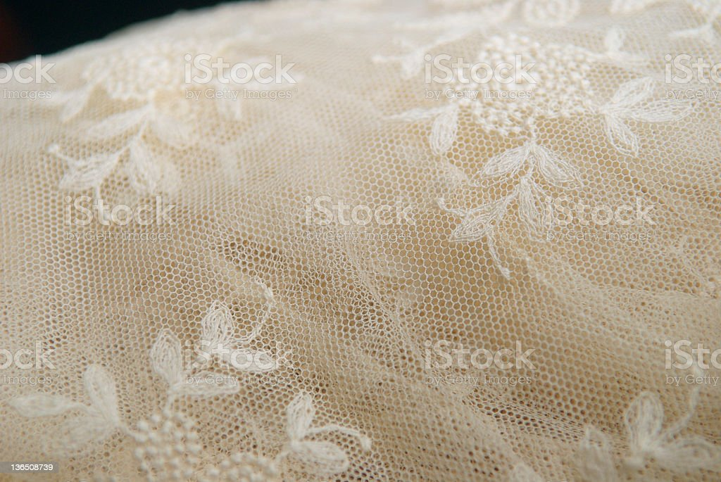 Lace One royalty-free stock photo