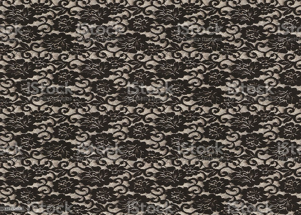 Lace pattern 1 royalty-free stock photo