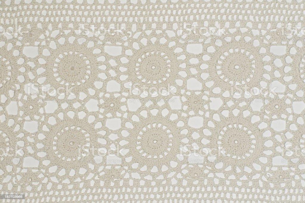 Lace pattern royalty-free stock photo
