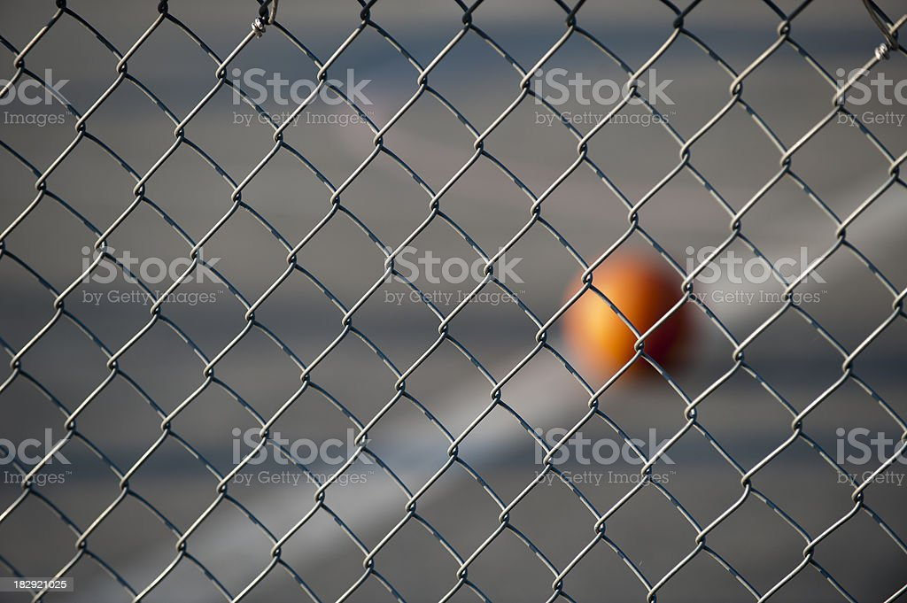 Lack Of Access stock photo