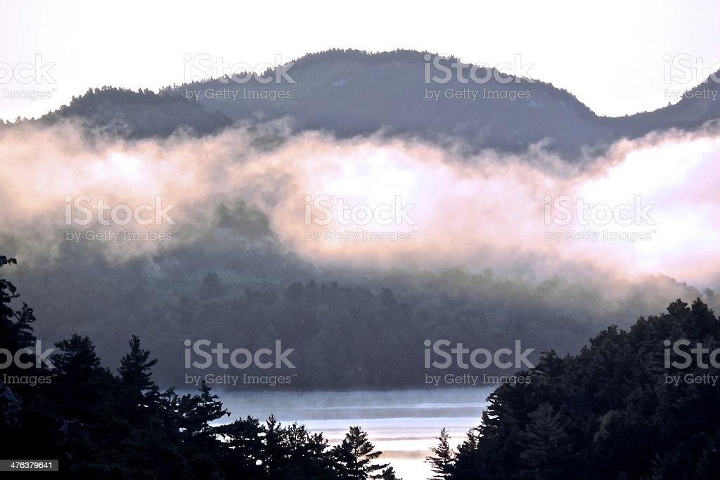 Lacloche Mountains stock photo