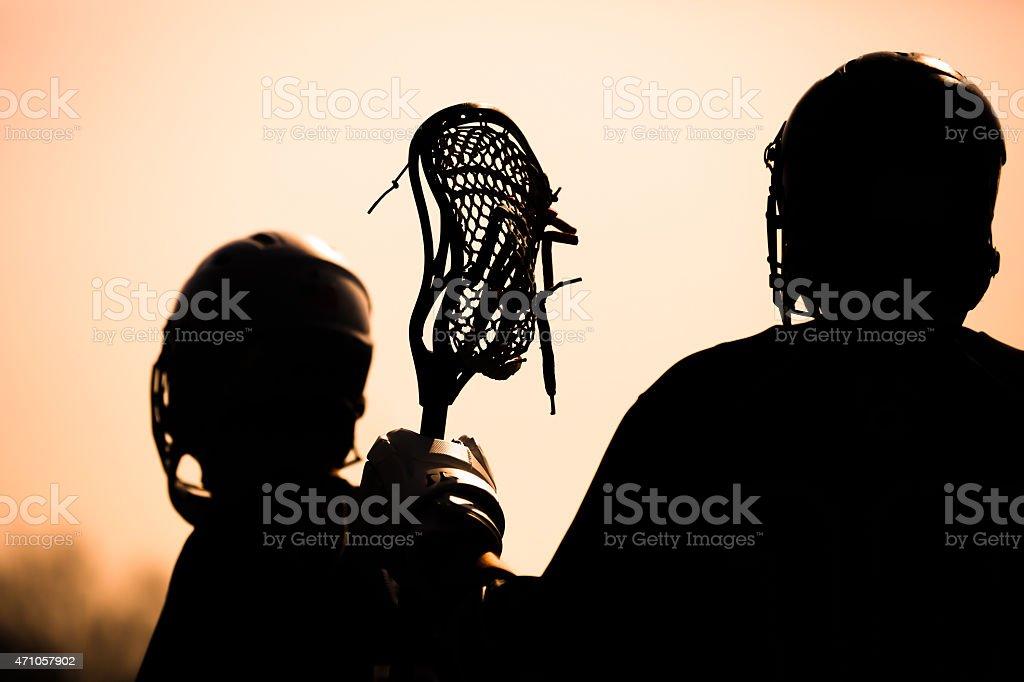 Lacrosse stock photo