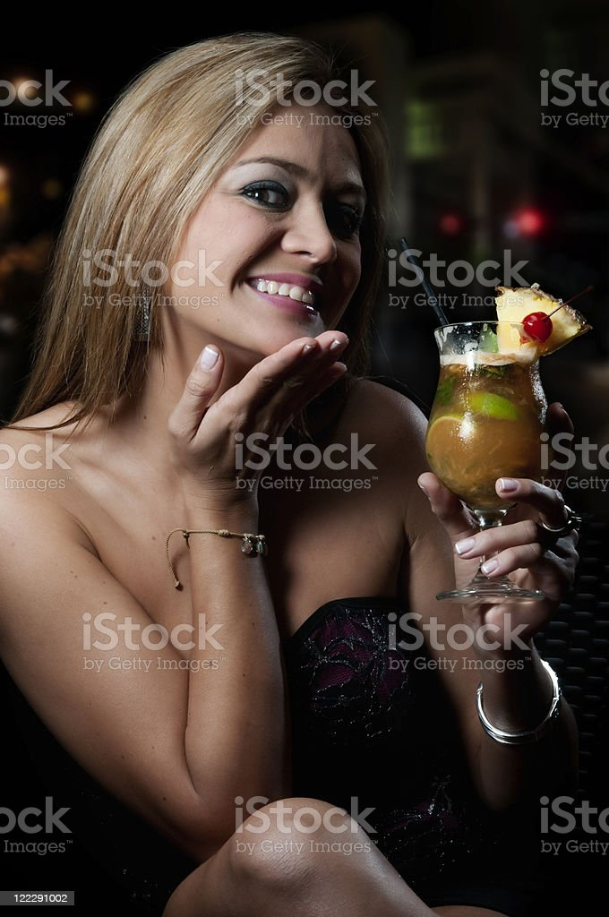 Ladies Night royalty-free stock photo