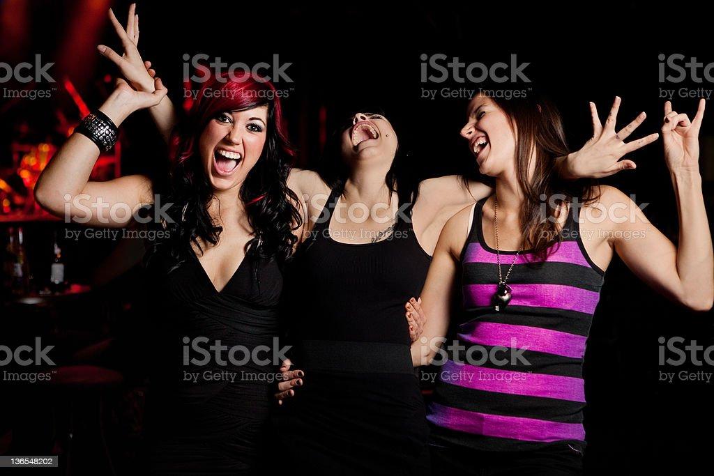 Ladies Night royalty-free stock photo