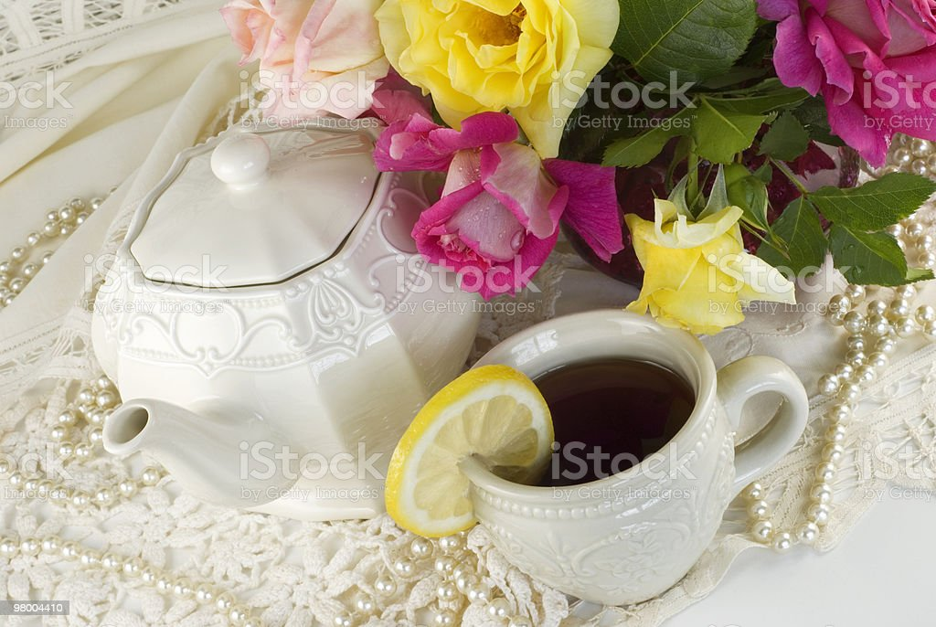 Ladies Tea Party royalty-free stock photo