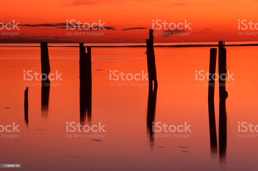 Ladner british columbia stock photo