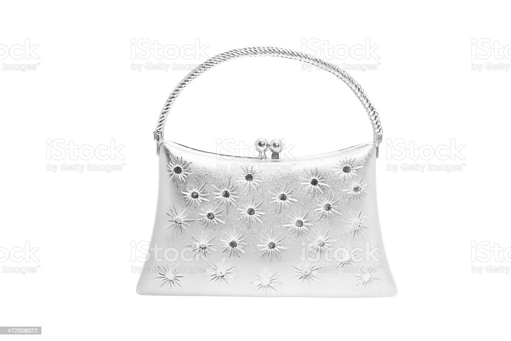 Lady Evening Bag stock photo