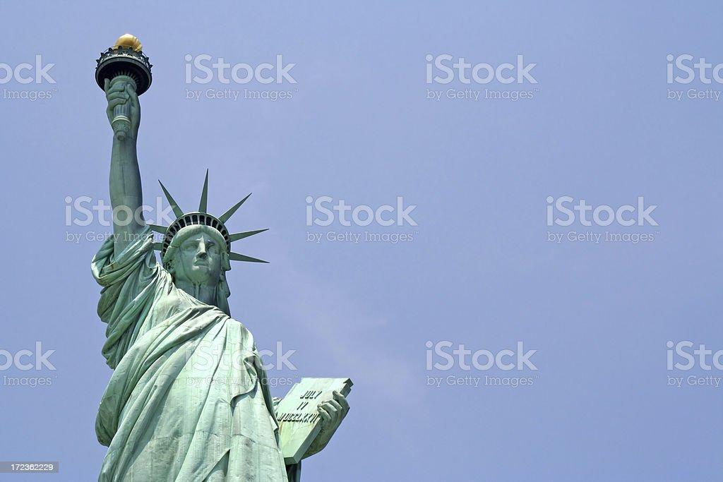 Lady Liberty - New York # 3 royalty-free stock photo