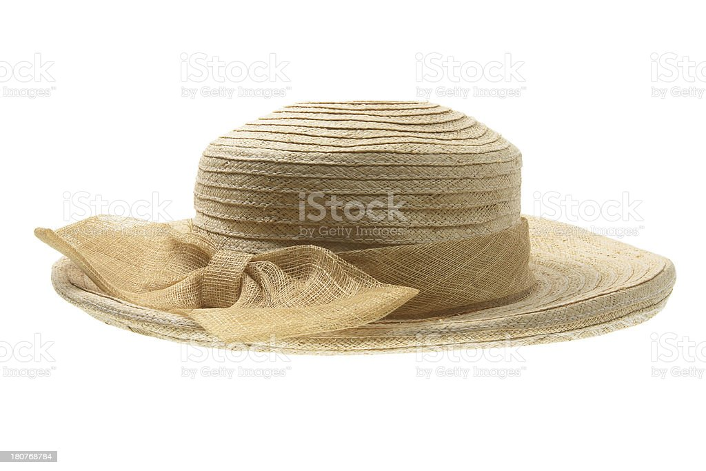 Lady's Hat royalty-free stock photo