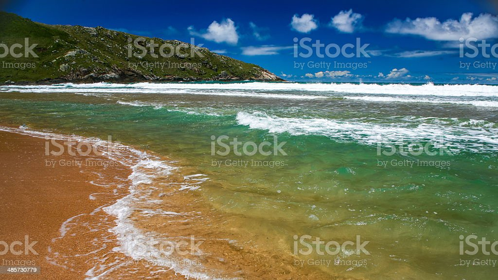 Lagoinha do Leste stock photo