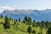 Lagorai Mountain Range