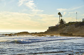 Laguna Beach Coastline from Heisler Park