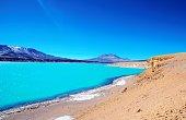 Laguna Verde in Chile