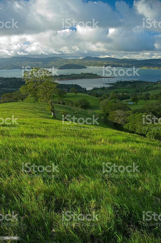 Lake Arenal - Costa Rica 2 stock photo