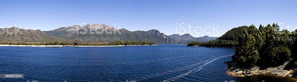Lake Burbury stock photo