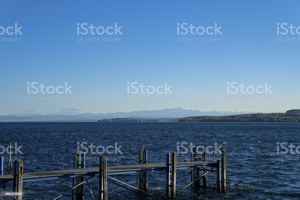 Bodensee royalty-free stock photo