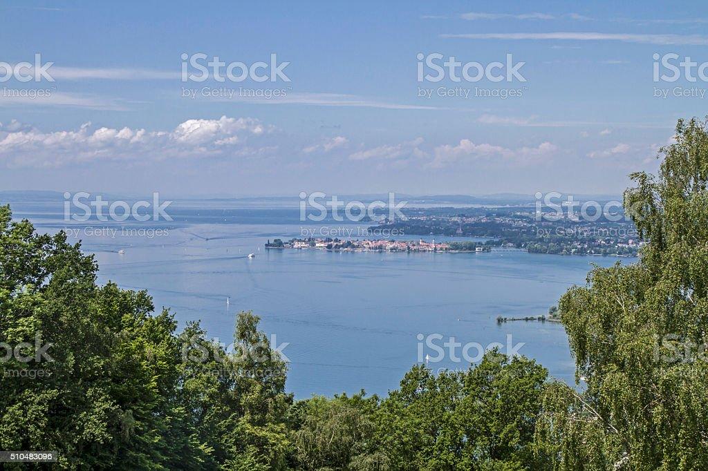 Lake Constance stock photo