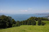 Lake Constance View In Vorarlberg Austria