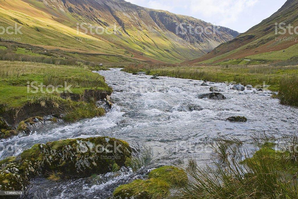 Lake District Series stock photo