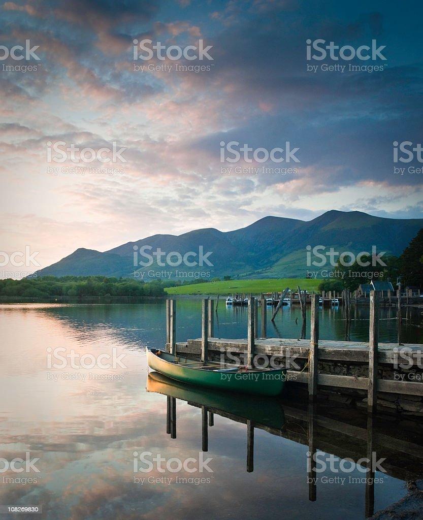 Lake District, UK stock photo