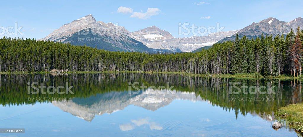 Lake Herbert royalty-free stock photo