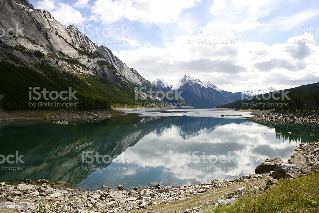 See in Kanada royalty-free stock photo