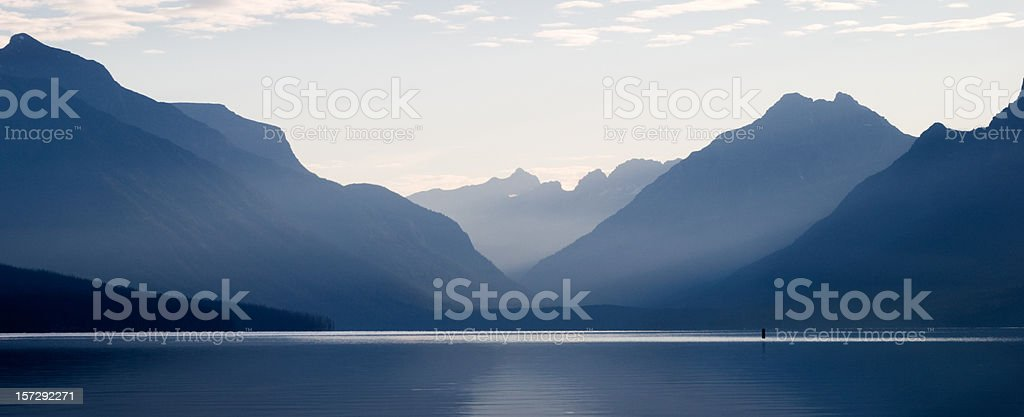 Lake Macdonald royalty-free stock photo