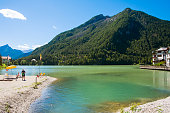 Lake of Alleghe