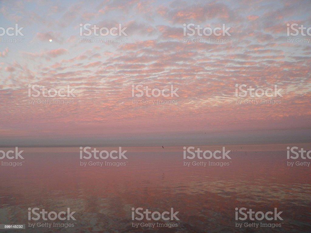 Lake Okeechobee stock photo