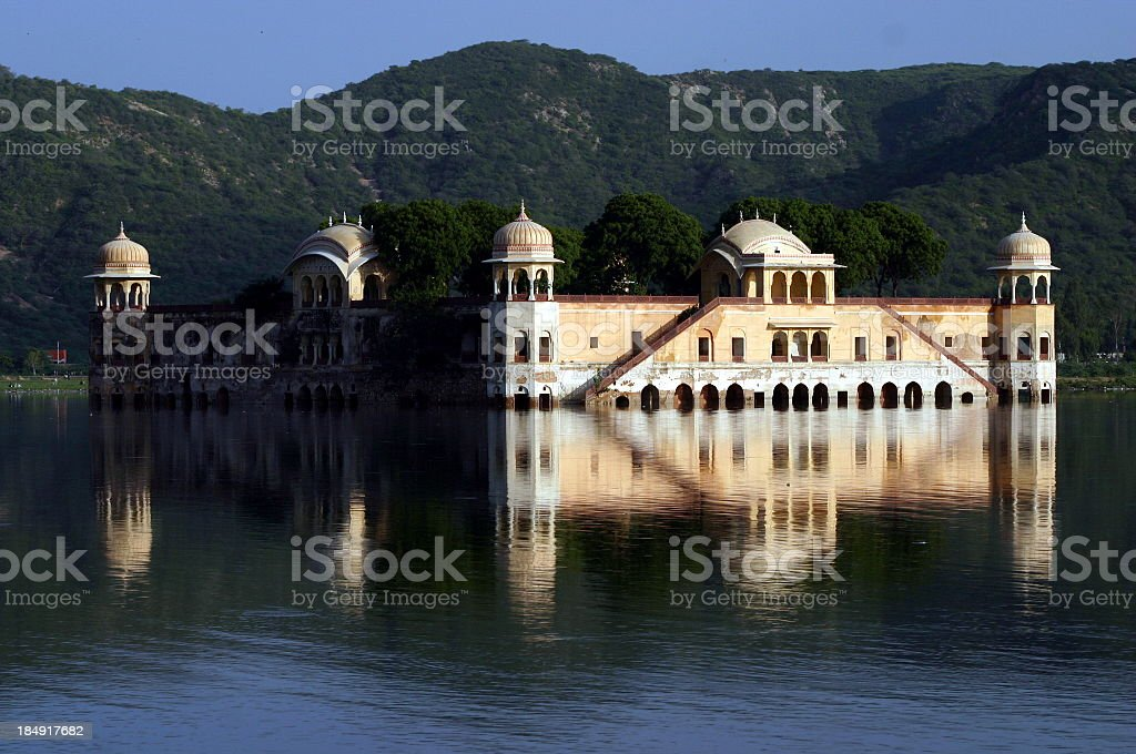 Lake Palace, Jaipur, India royalty-free stock photo
