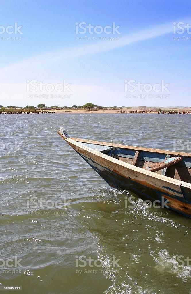 Lake Victoria royalty-free stock photo