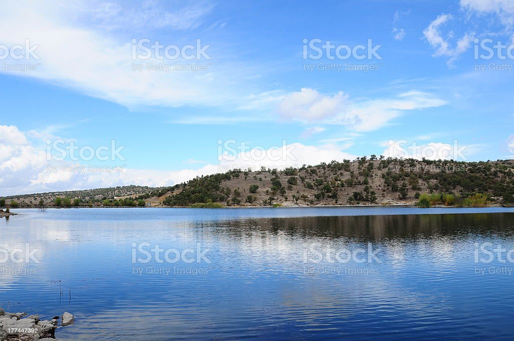 lake view royalty-free stock photo