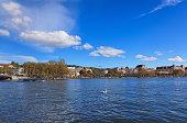 Lake Zurich in Switzerland