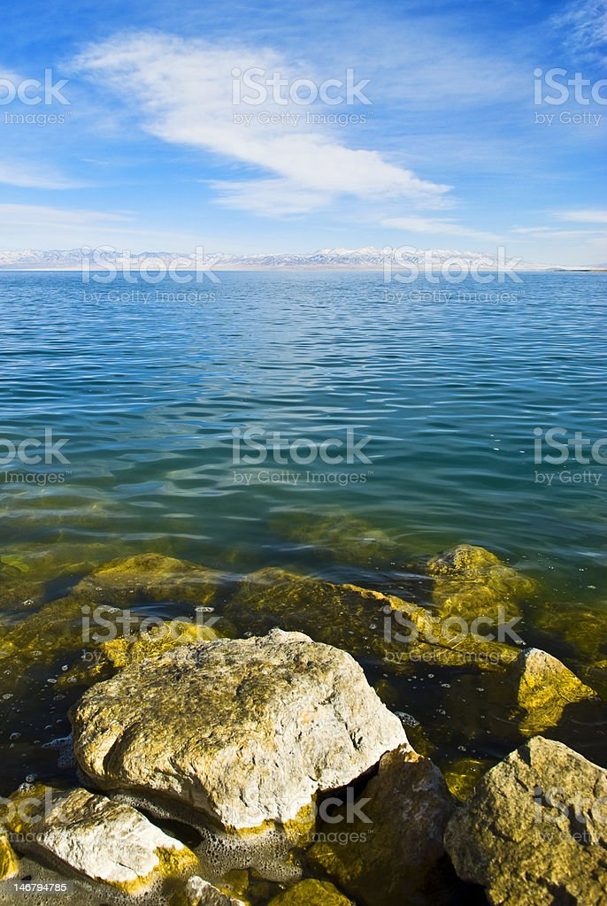 Lakes royalty-free stock photo