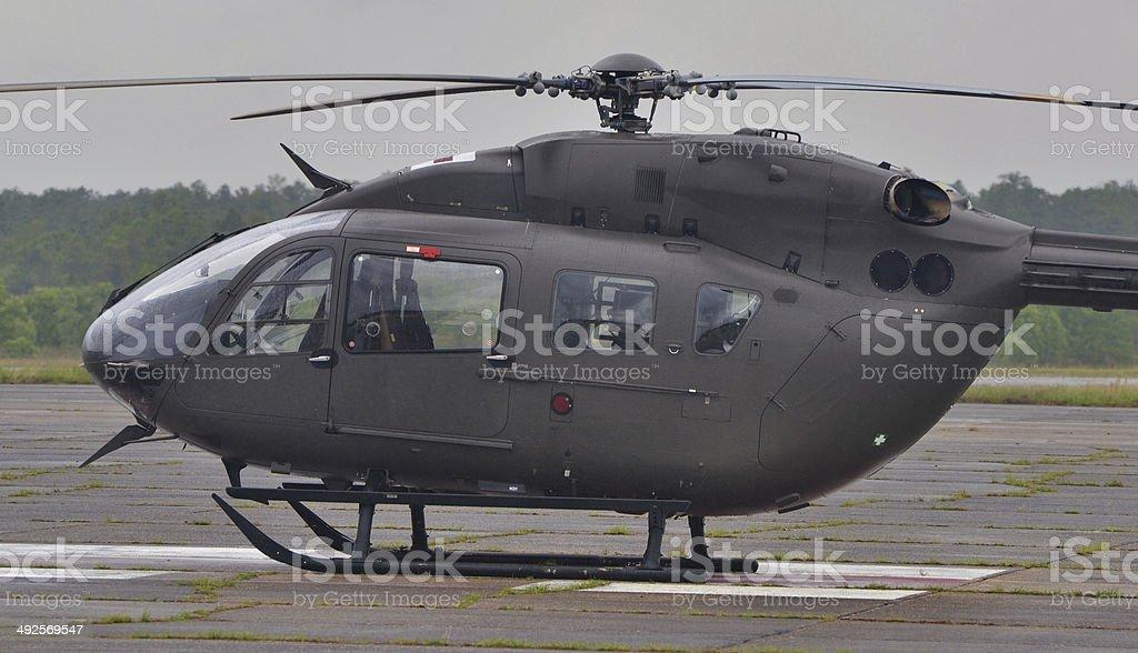 UH-72 Lakota Helicopter stock photo