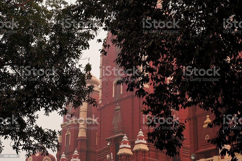 Lakshmi Narayan temple, New Delhi, India stock photo