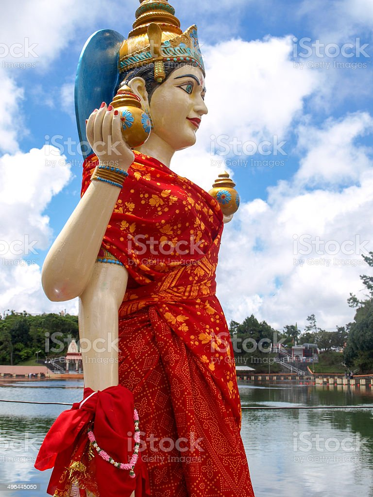 Lakshmi royalty-free stock photo