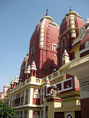 Laksmi Narayan Hindu Temple in India