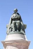 Lamarck statue, Paris