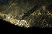 Lamayuru Monastery in Ladakh, Northern India