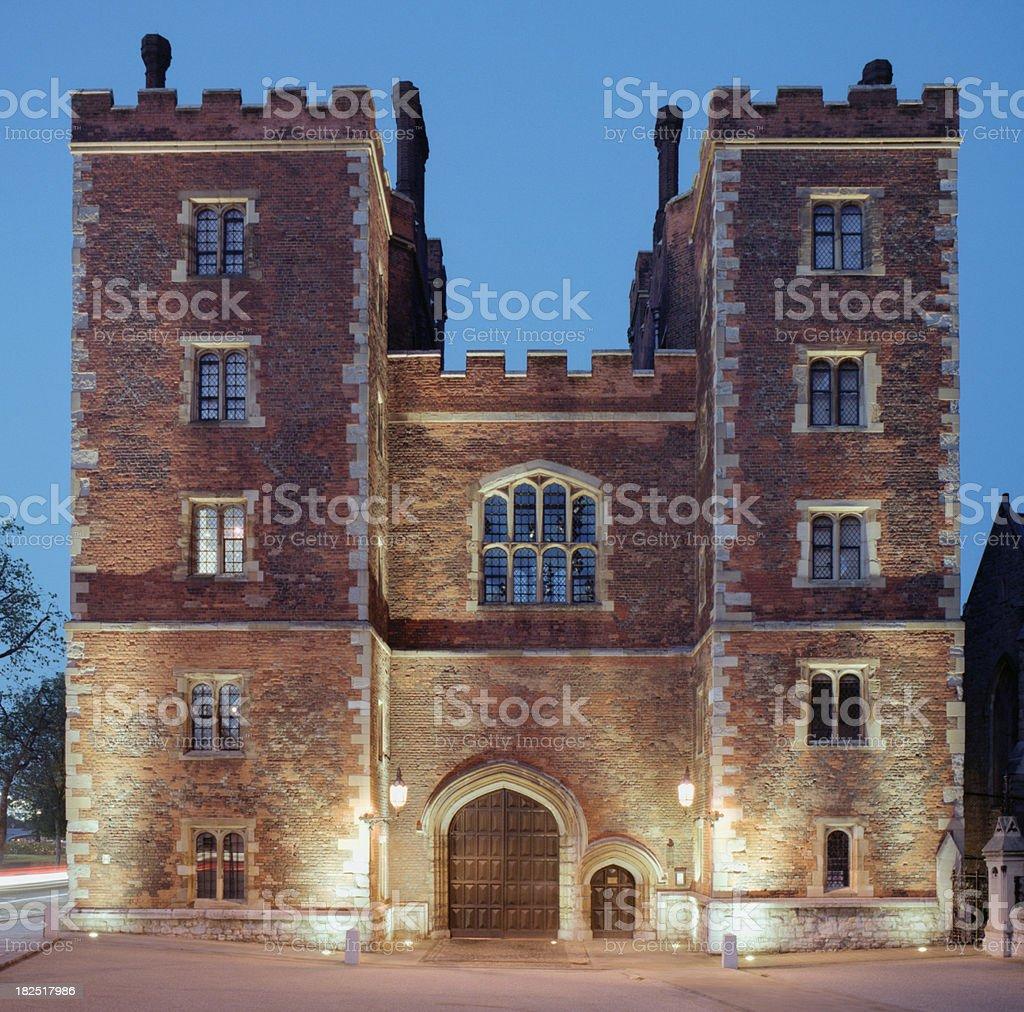 Lambeth Palace XL stock photo