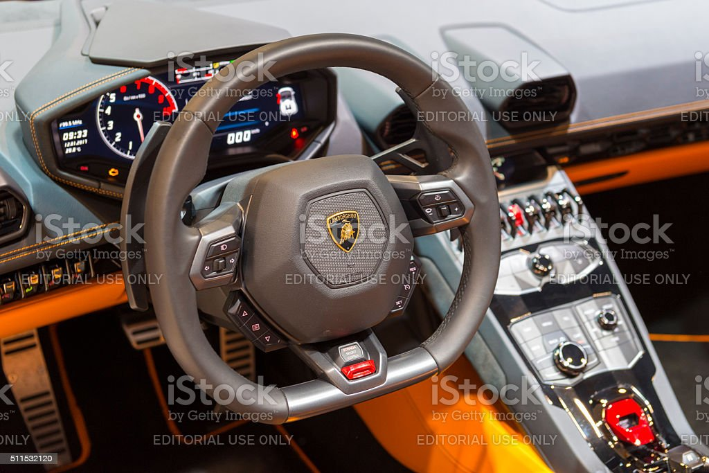 Armaturenbrett auto  Lamborghini Huracan Lp 6104 Spyder Sport Auto Armaturenbrett ...